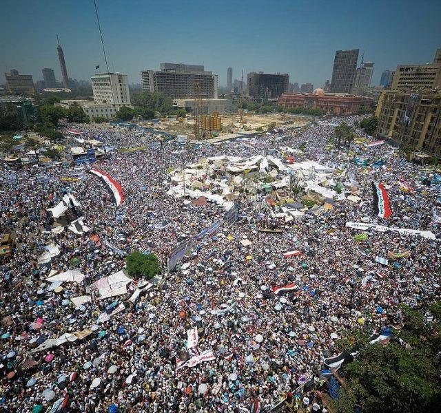 5 המהפכות הבולטות של האביב הערבי