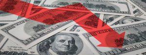 דולר בירידה