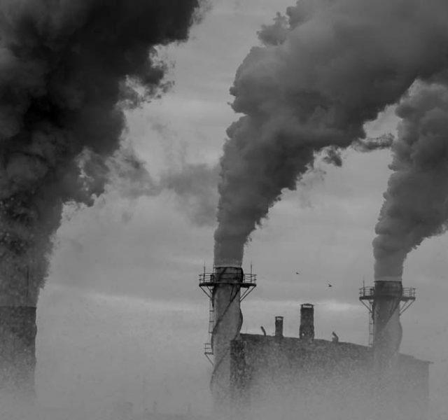 5 התעשיות שמובילות את פליטת גזי החממה